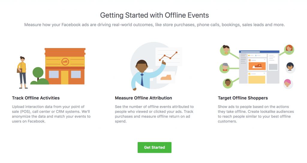Get Started with Facebook Offline Events