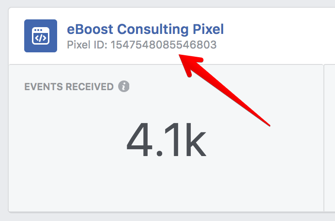 How to find Facebook Pixel ID